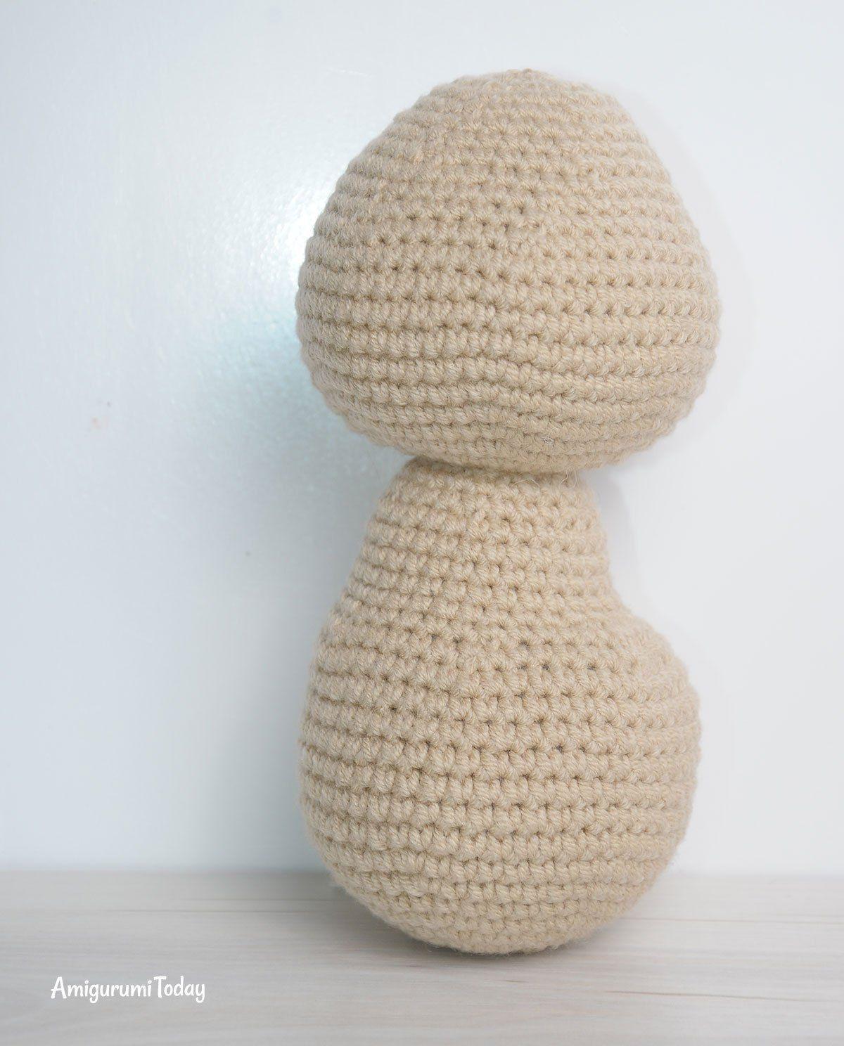 osos de peluche de miel - patrones de crochet libre - el cuerpo y la ...