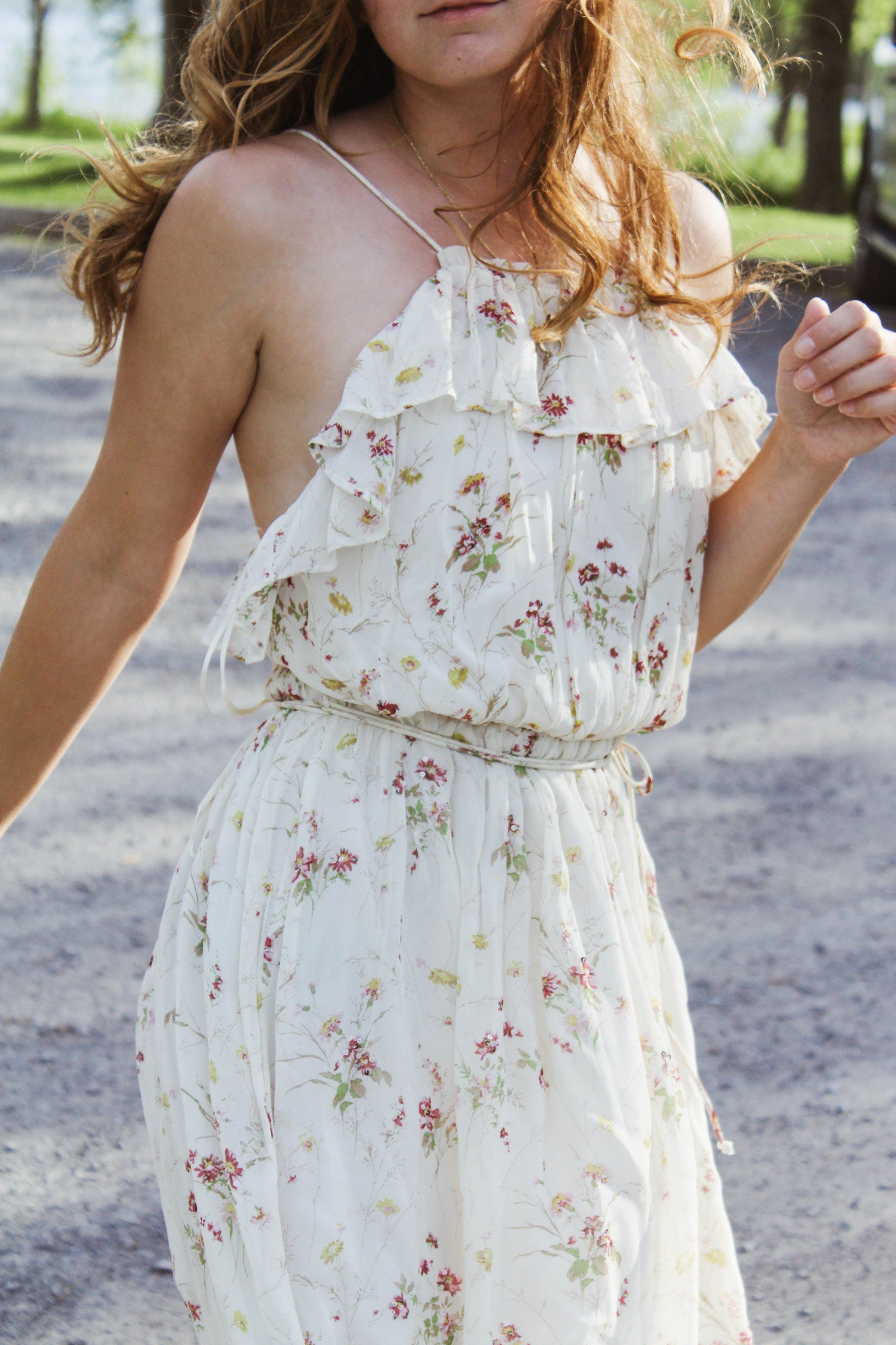 Floating On Into Summer The Couture Complex Floaty Summer Dresses Couture Summer Dresses