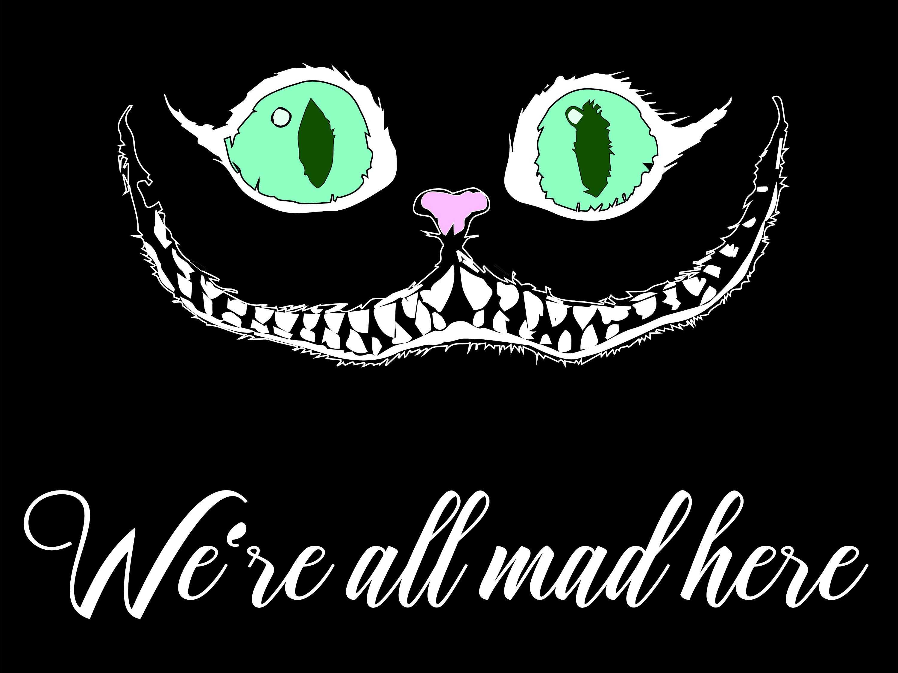 Cat Svg Cat And Girl Cat Smile Taleland Svg For Cricut Etsy Cheshire Cat Smile Svg Cat Clipart