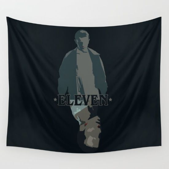 Two Different Els Wall Tapestry