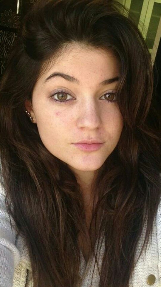 Kylie Jenner With No Makeup Kylie Jenner Makeup Kylie