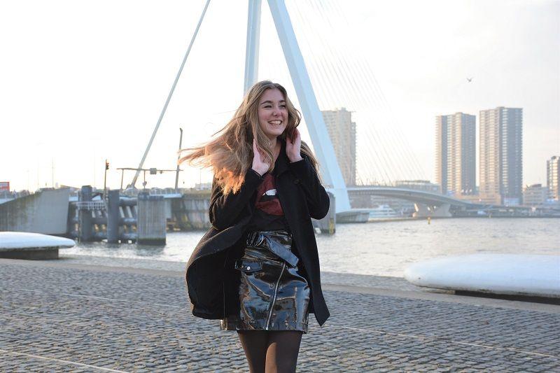 Loïs' Blog - Fashionblog by Loïs Jansen: Outfit / Not New York