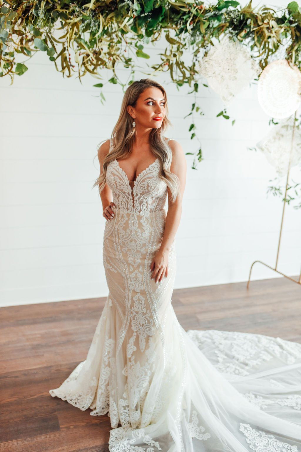 4d2f64bb6aa The Wedding Studio in Carmel Indiana at the Clay Terrace Shopping Center  offers a unique variety of wedding dresses. Enjoy a memorable experience as  you ...
