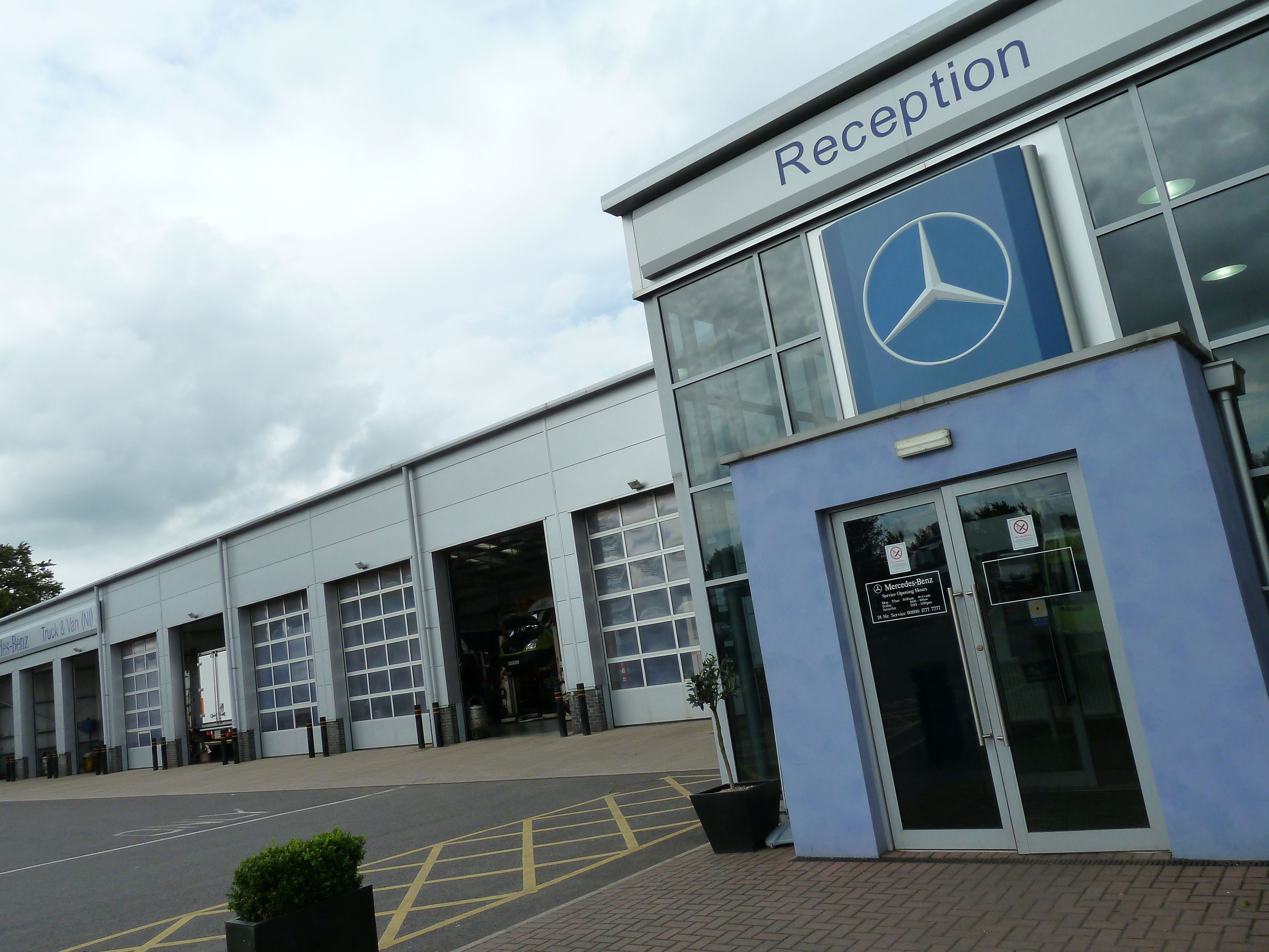 mercedes en reference store ganter references retail offenbach in benz germany