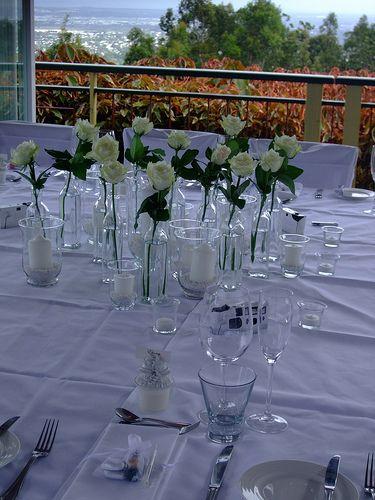 Reception Table Floral Arrangements | Flickr - Photo Sharing!