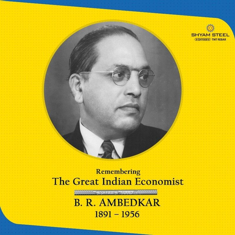 Babasaheb Dr Bhimrao Ramji Ambedkar Was A Scholar A Social Reformer And A Leader Who Dedicated His Life To E Indian Constitution India Independence Reformers