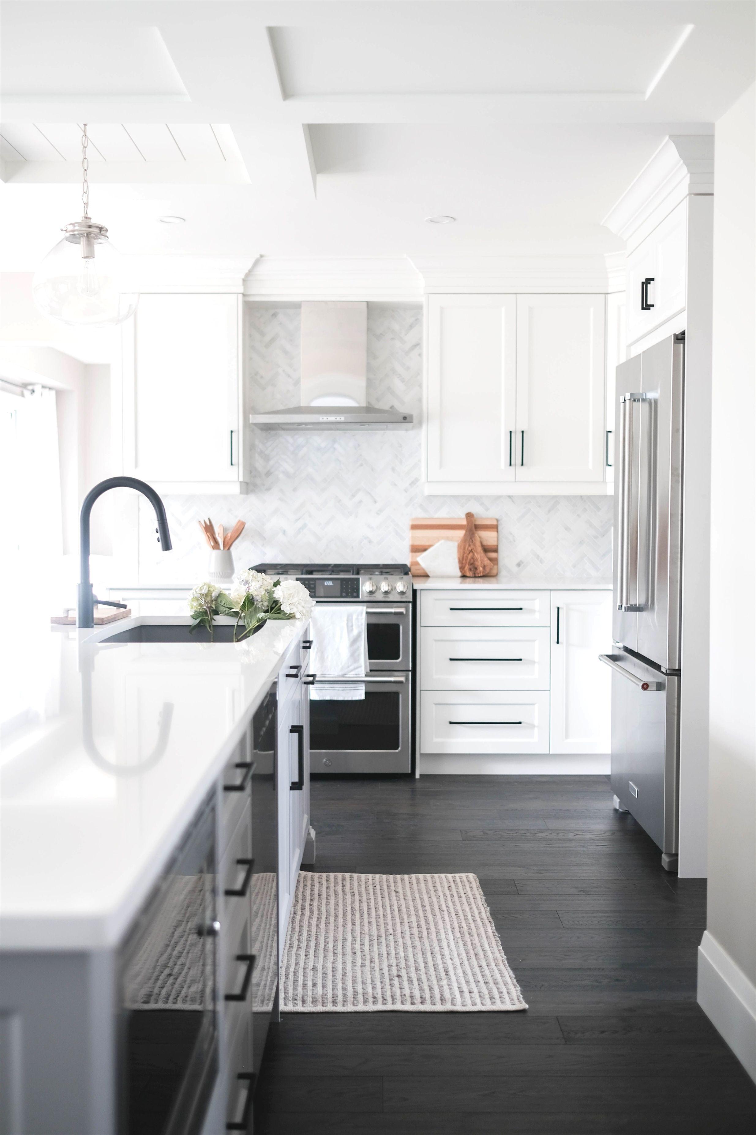 Organisation von küchenschränken grey and white kitchen renovation  the learner observer