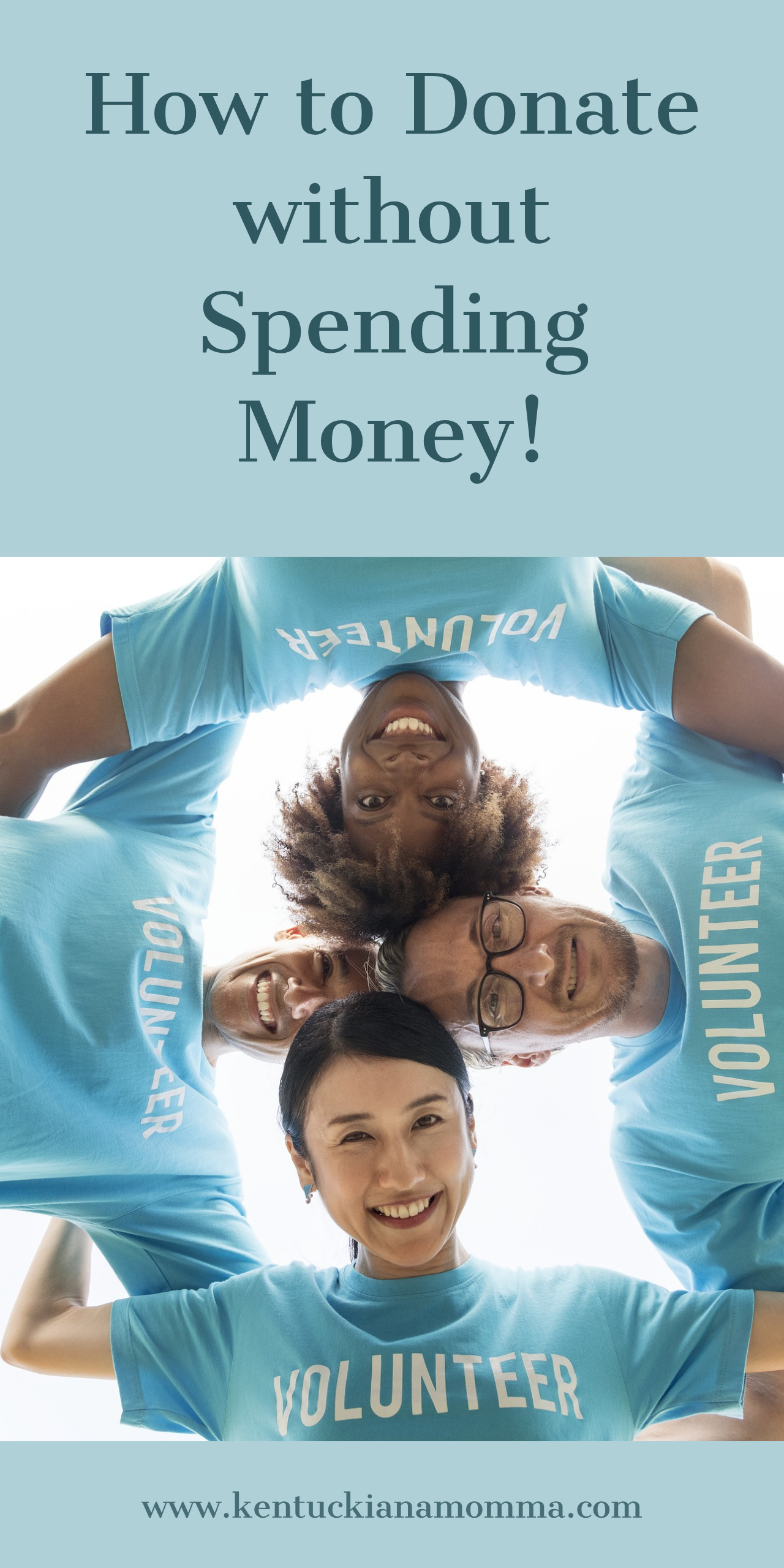 There are so many ways to donate without spending money! Not everyone has the ability to continually donate money to different organizations but check out these other alternatives! #giveback #community #chairty #charitablegiving #donate