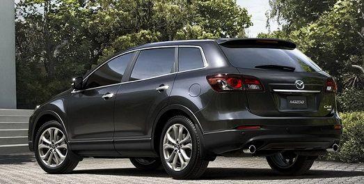 Texas Car Insurance Online Mazda CX 9 Quotes