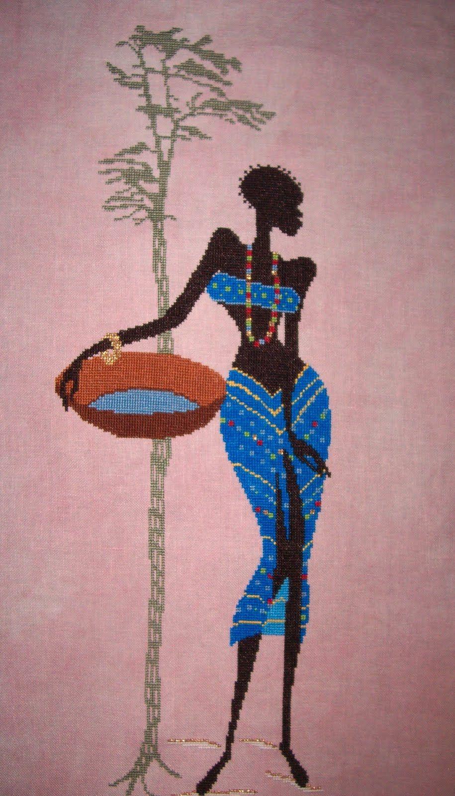 African+Women+003.JPG (915×1600) | cross stitch | Pinterest ...