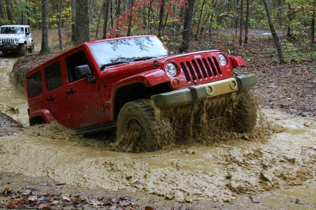 Jeeps And Wrenches 2nd Annual Fall Color Ride Pickett County State Park Tennessee October 2017