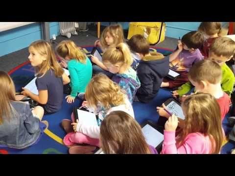 Edgaged Seesaw in the Kindergarten Classroom
