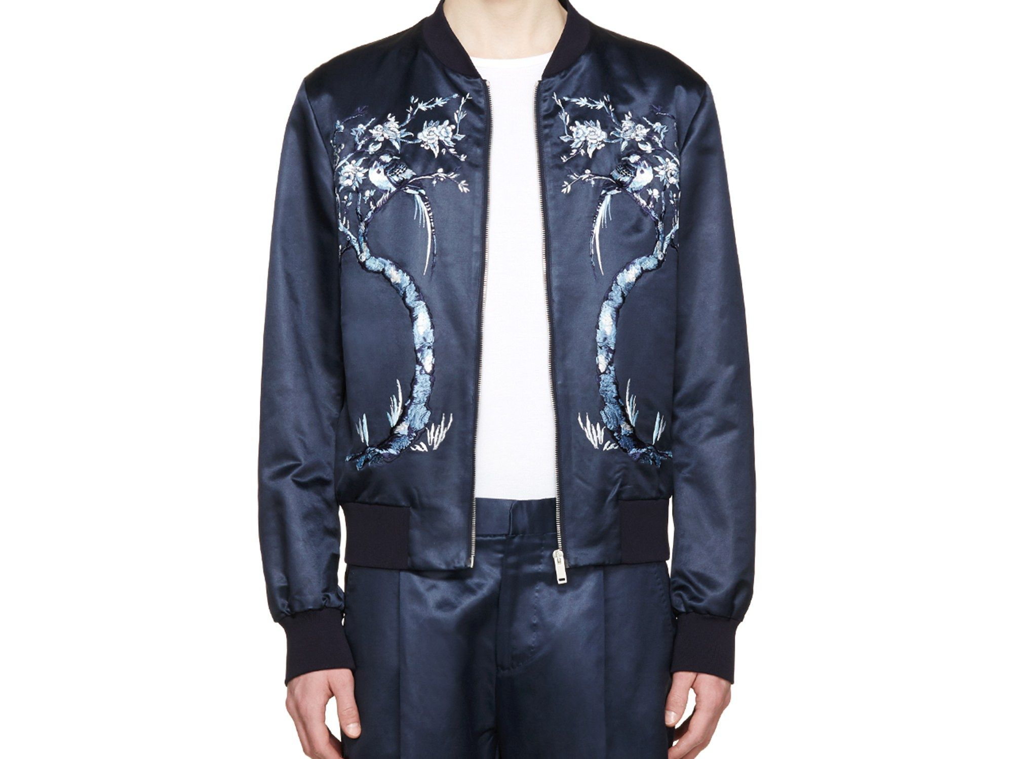 How To Reach Gosling Level Style With One Jacket Souvenir Jacket Jackets 2016 Jackets [ 1500 x 2000 Pixel ]