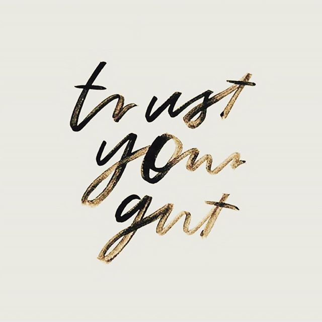Its Important To Trust And Love Your Gut Did You Know Gut