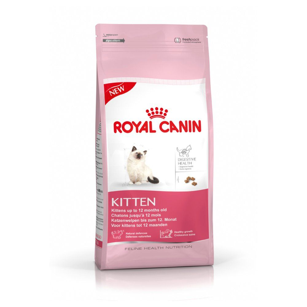 Royal Canin Kitten 36 400g Check Out This Great Product This Is An Affiliate Link Catfood Kitten Food Cat Food Reviews Cat Food Allergy