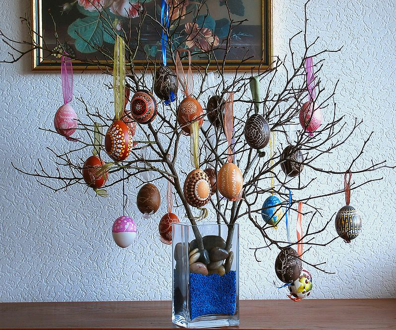 Osterstrauss 08 - Easter egg - Wikipedia | German easter ...