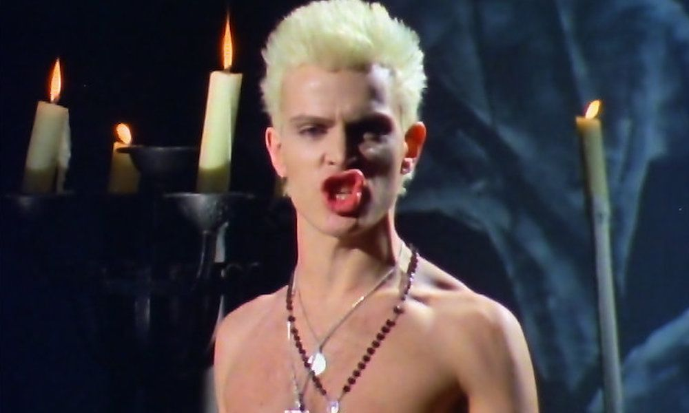 Billy Idol - White Wedding Pt 9 (Official Music Video)  Billy