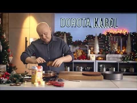 Tort Piernikowy Z Konfitura Pomaranczowa Cukiernia Lidla Przepisy Kuchni Lidla Pawel Malecki