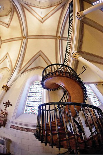 Best This Spiral Staircase Often Called The Mysterious Stair 400 x 300
