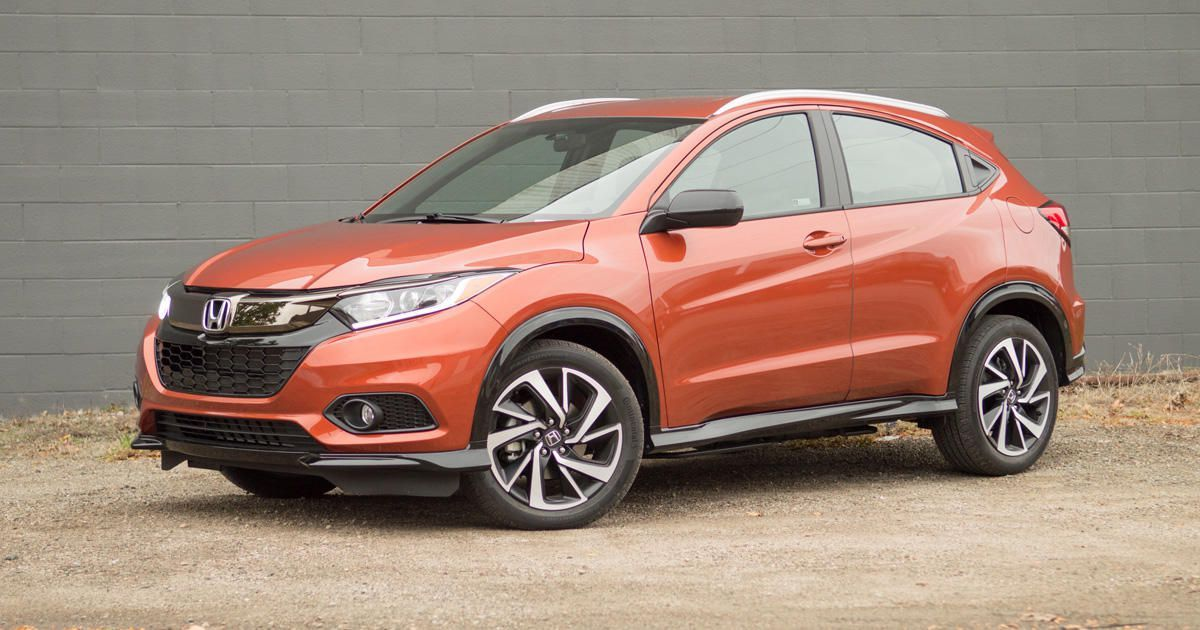 2019 Honda Hr V Review Staying On A Successful Course Honda Hrv Hrv Subcompact Suv