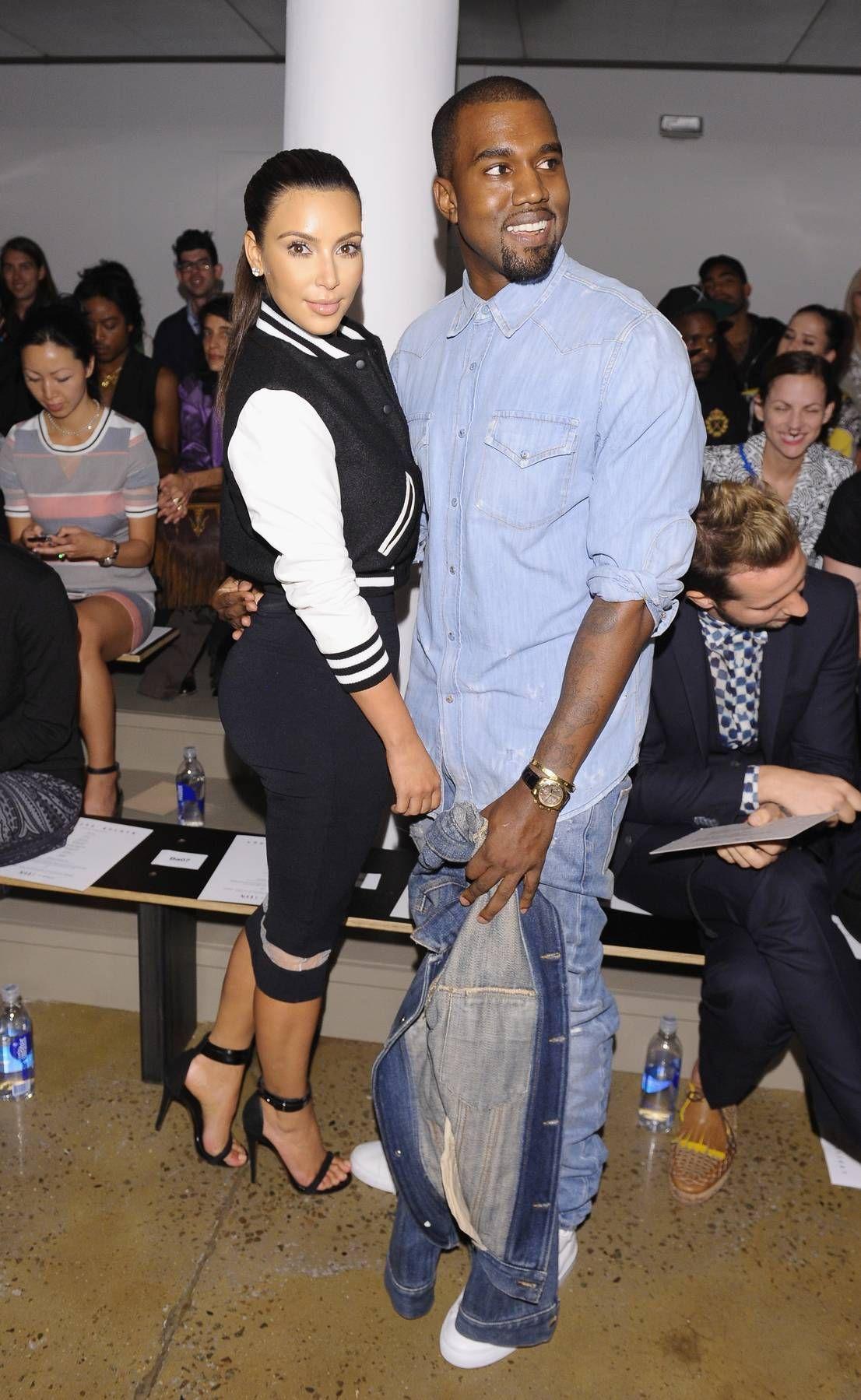 The Kanye West Look Book Kim Kardashian And Kanye Kim Kardashian Style Kim Kardashian Kanye West