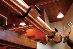 Painting Duct Work Hvac Duct Duct Work Hvac Ductwork