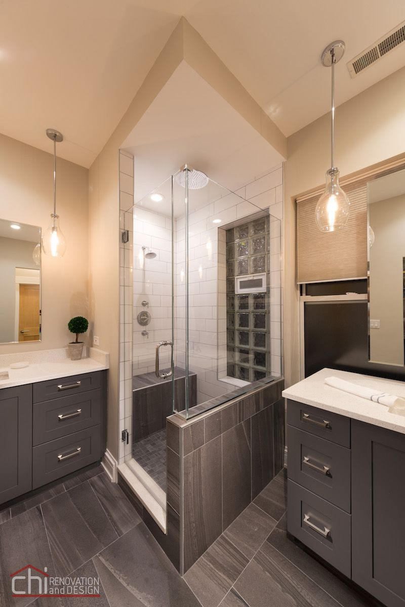 Chicago West Town Bathroom Remodel Chi Renovation Design Pinned By Chirenovation Www Chire Bathrooms Remodel Bathroom Remodel Designs Renovation Design