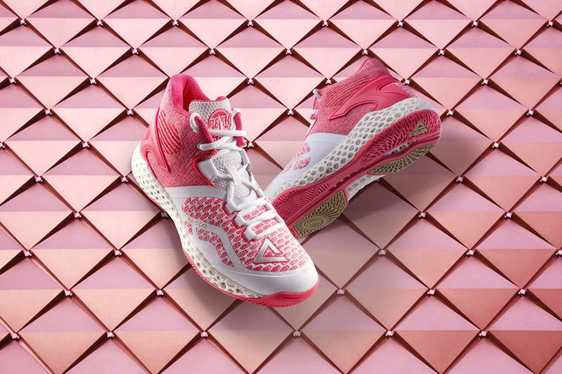 Peak Announced The Release Of The Worlds First 3d Printed Volleyball Shoes Volleyball Shoes Vogue Eyewear Fashion
