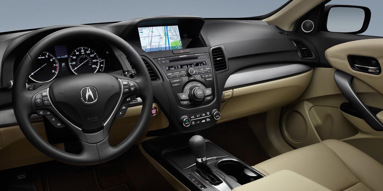 2013 Rdx Two Tone Interior Acura Rdx Acura Acura Cars