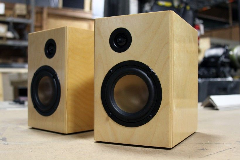 Homemade Speaker Designs