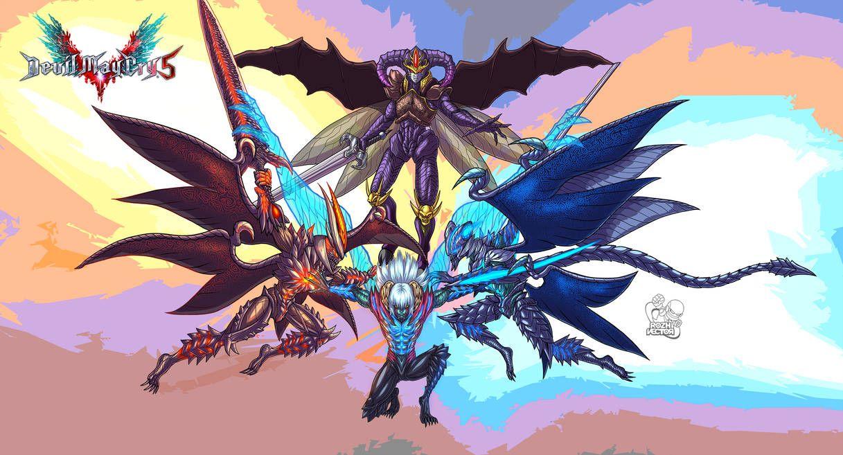 Pin On Demon God King