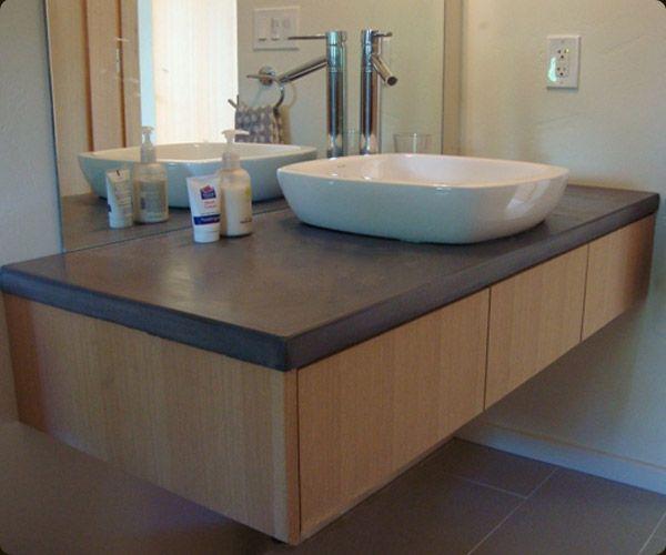 Concrete Countertops Kitchen Concrete Countertops