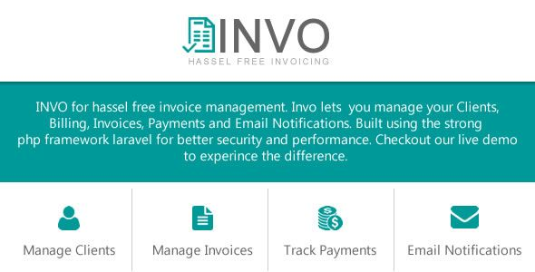 INVO - Hassle Free Invoicing  Invo u2013 Invoice manager is a invoice - send invoices