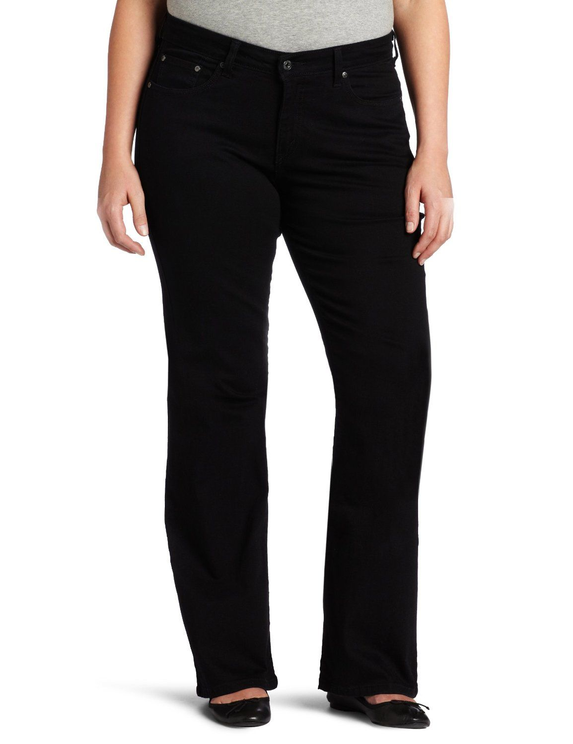 bf55d320a53 Levi s Women s 512 Plus-Size Perfectly Shaping Boot Cut Jean ( 28.90) http