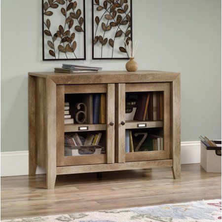 Sauder Dakota Pass Console Cabinet for TVs up to 42\
