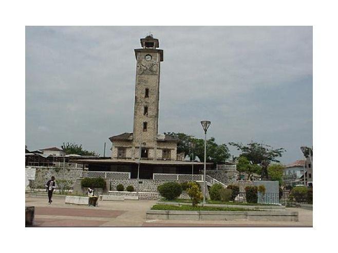 Equatorial guineas plaza del reloj famous places in spanish famous places equatorial guineas plaza del reloj sciox Choice Image