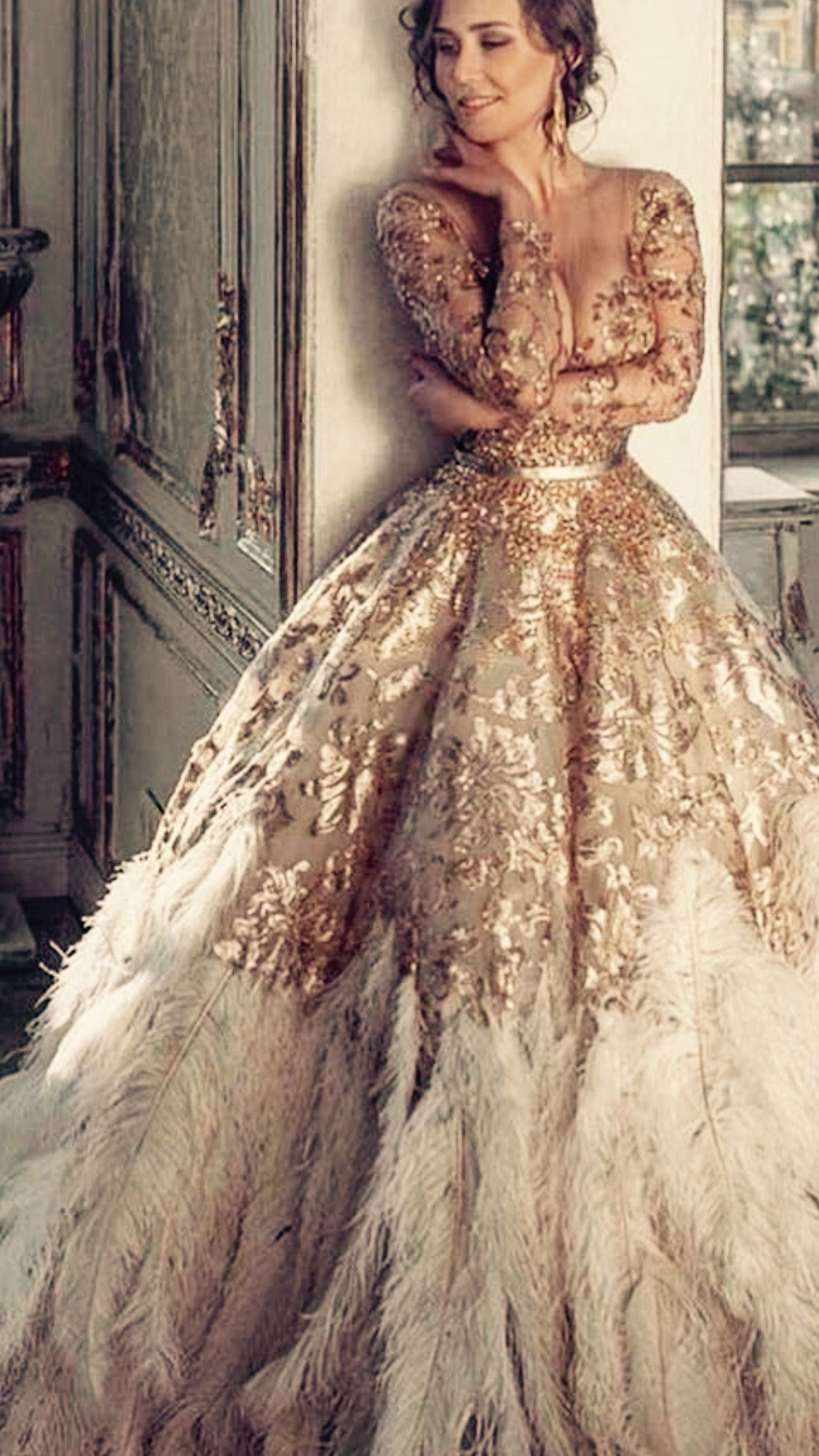 Wedding Gold dresses pinterest pictures exclusive photo