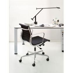 Photo of Vitra Bürodrehsessel Alu-Chair schwarz, Designer Charles & R…