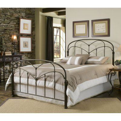 Fashion Bed Group Pomona Bed Size Full Rn830 1 Bed Styling Bed Without Frame Iron Bed