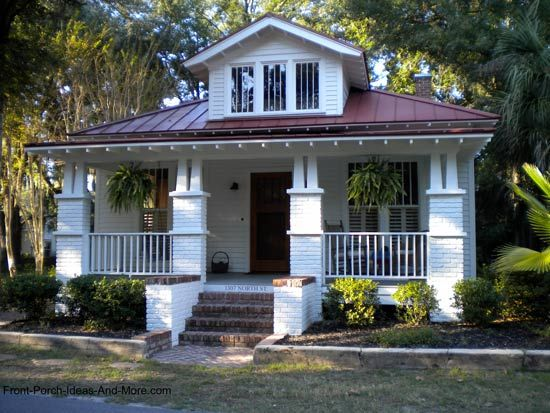 Porch Roof Designs Wraparound Porch Bungalow And Porch