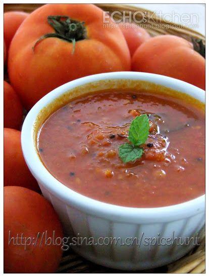 A taste of memories -- Echo's Kitchen: Tomato Chutney