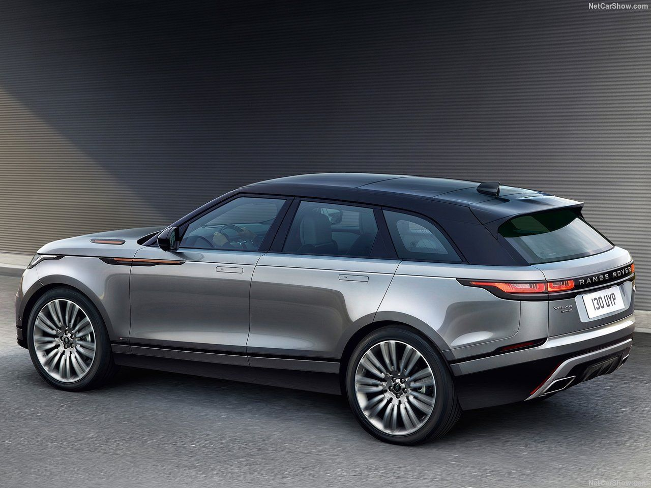 Range Rover Velar 2018 Range Rover Land Rover Range Rover Supercharged