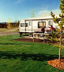 Grizzly Rv Park 4 Miles West Of Yellowstone 64 Night Rv Parks Yellowstone Wyoming Travel