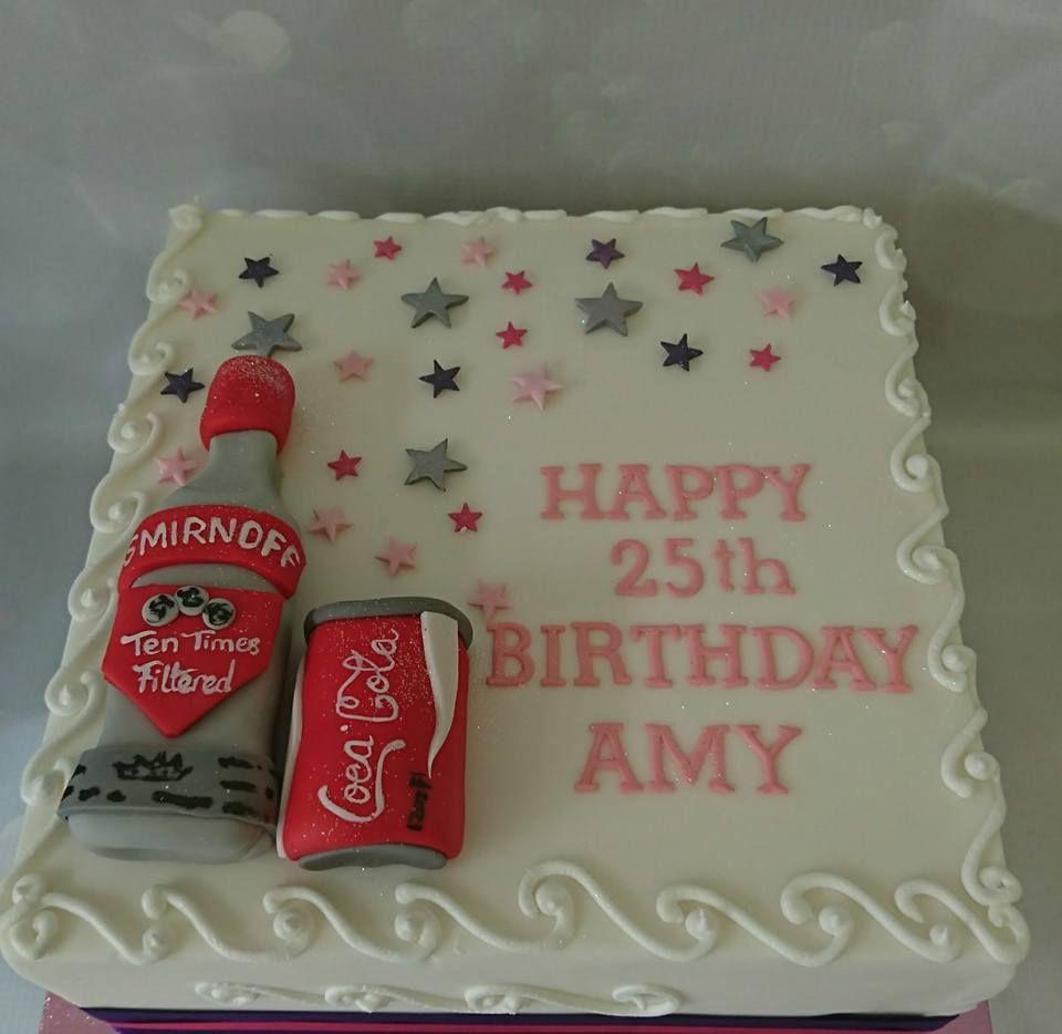 vodka and coke cake