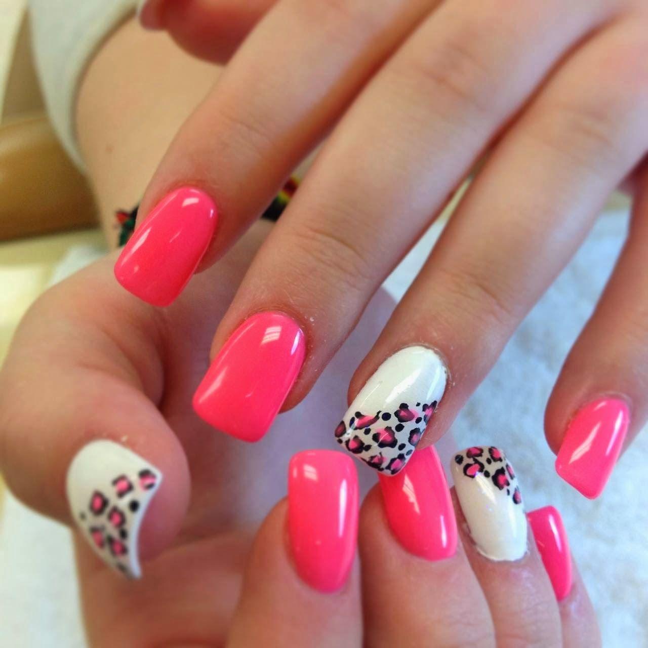 Pin by Elva Mitchell on Beautiful!!! Nails. | Pinterest | Summer ...