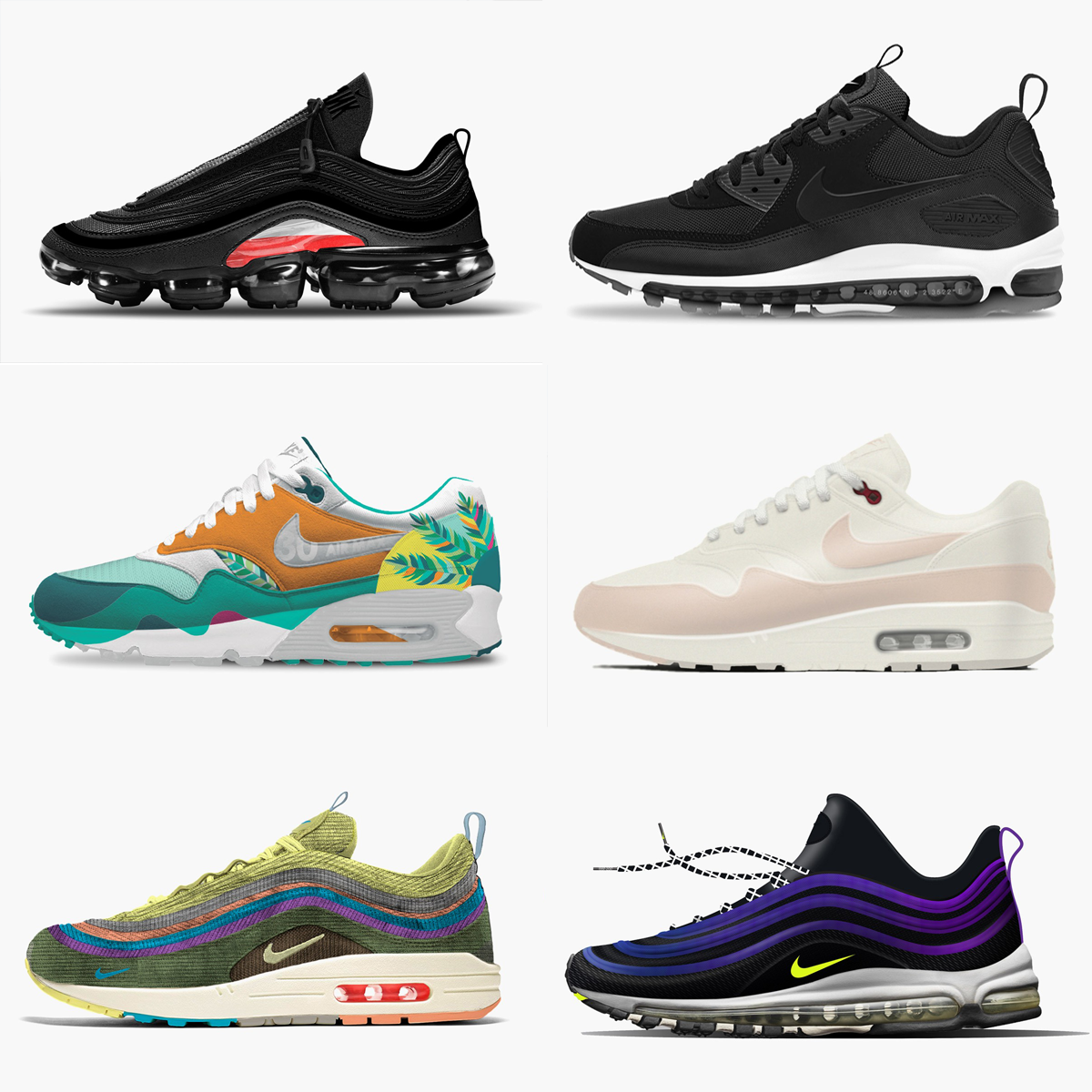 """reputable site 70063 c02d7 ... Nikes """"Vote Forward"""" Campaign For Air Max Day Nike gives 12 designers  the chance Sean Wotherspoons RevolutionAir ..."""