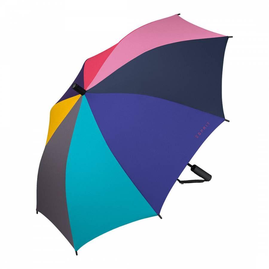 Esprit Rainbow Golf Umbrella #golfumbrella
