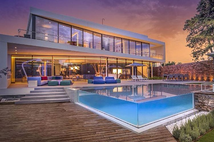 luxury homes en instagram beautiful home located in marbella spain and designed by