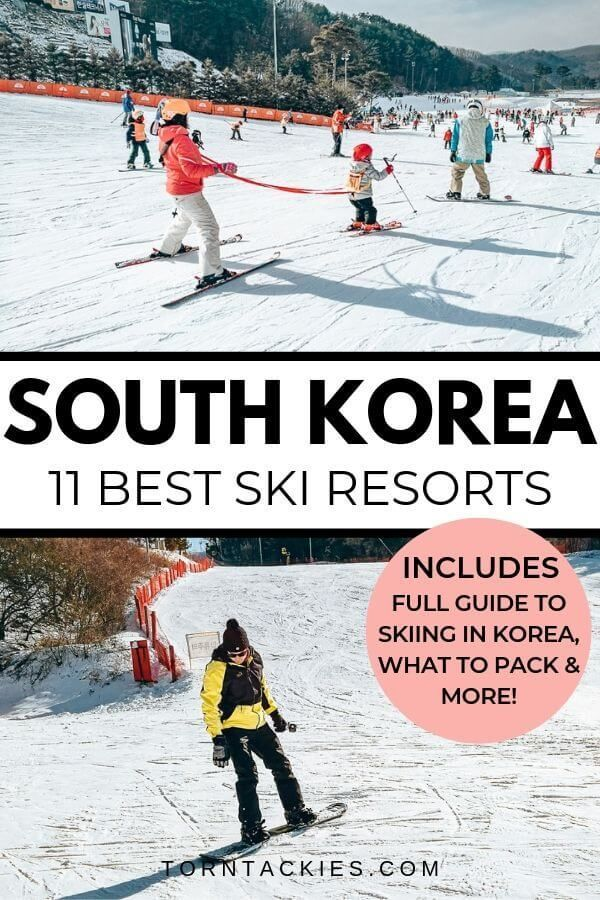 Korea This travel guide to skiing in South Korea details the best ski resorts in the country to keep you busy throughout winter in Korea These ski resorts are ideally loc...