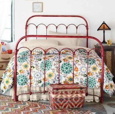 Bethany Bed Iron
